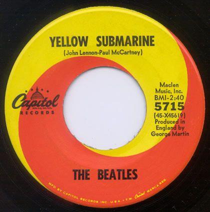 yellow submariner record | Record Yellow Submarine Pic #20