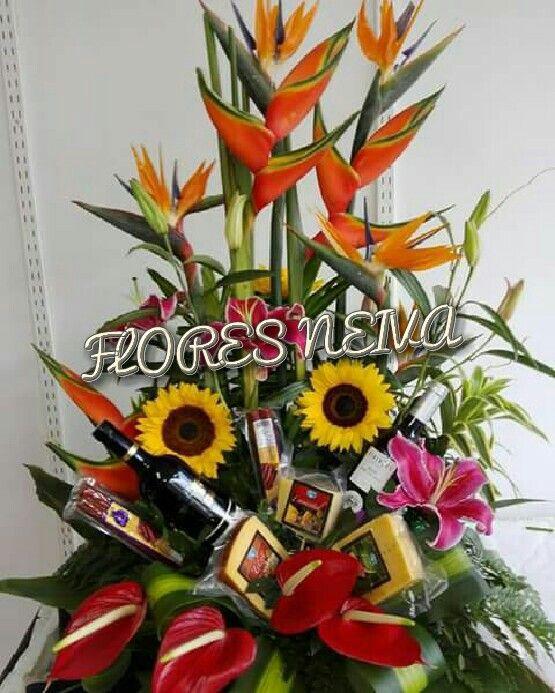 Decora Tu Vida Y La De Tu Ser Querido Con Flores Neiva