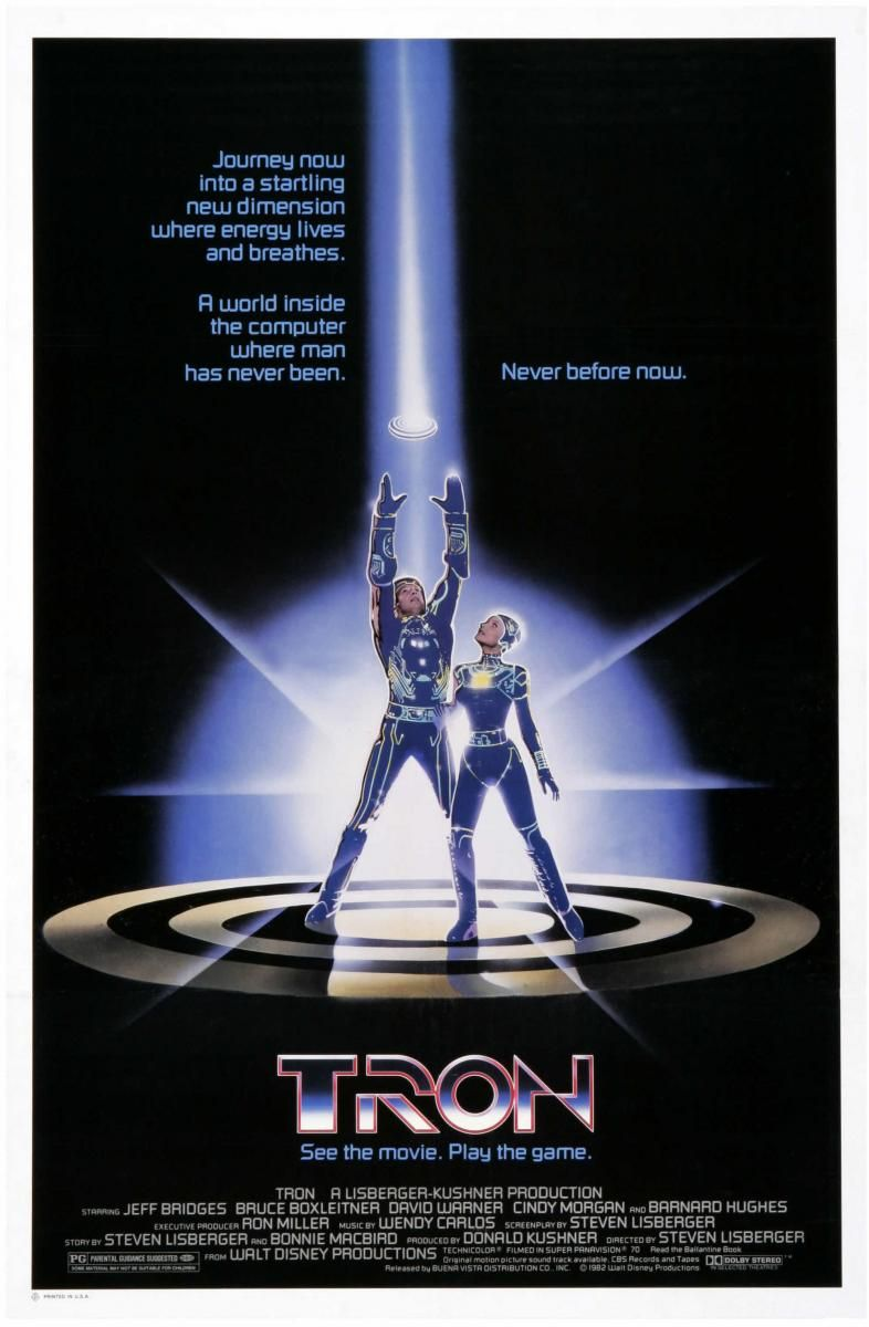TRON (1982) HDTV | clasicofilm / cine online