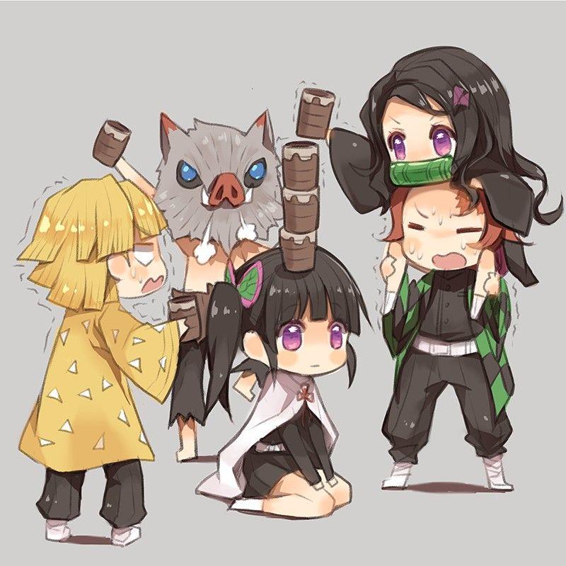 anime おしゃれまとめの人気アイデア pinterest fool slayer アニメチビ ちびキャラ イラスト 可愛い キャラクター イラスト