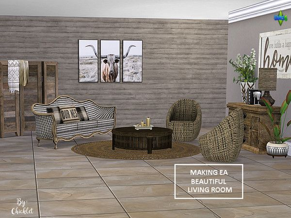 Best Making Ea Beautiful Living Room Set Read Desc For Required 400 x 300