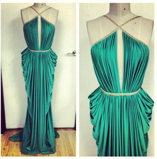 classy and beautiful Dress Up Robe drapée, Robe