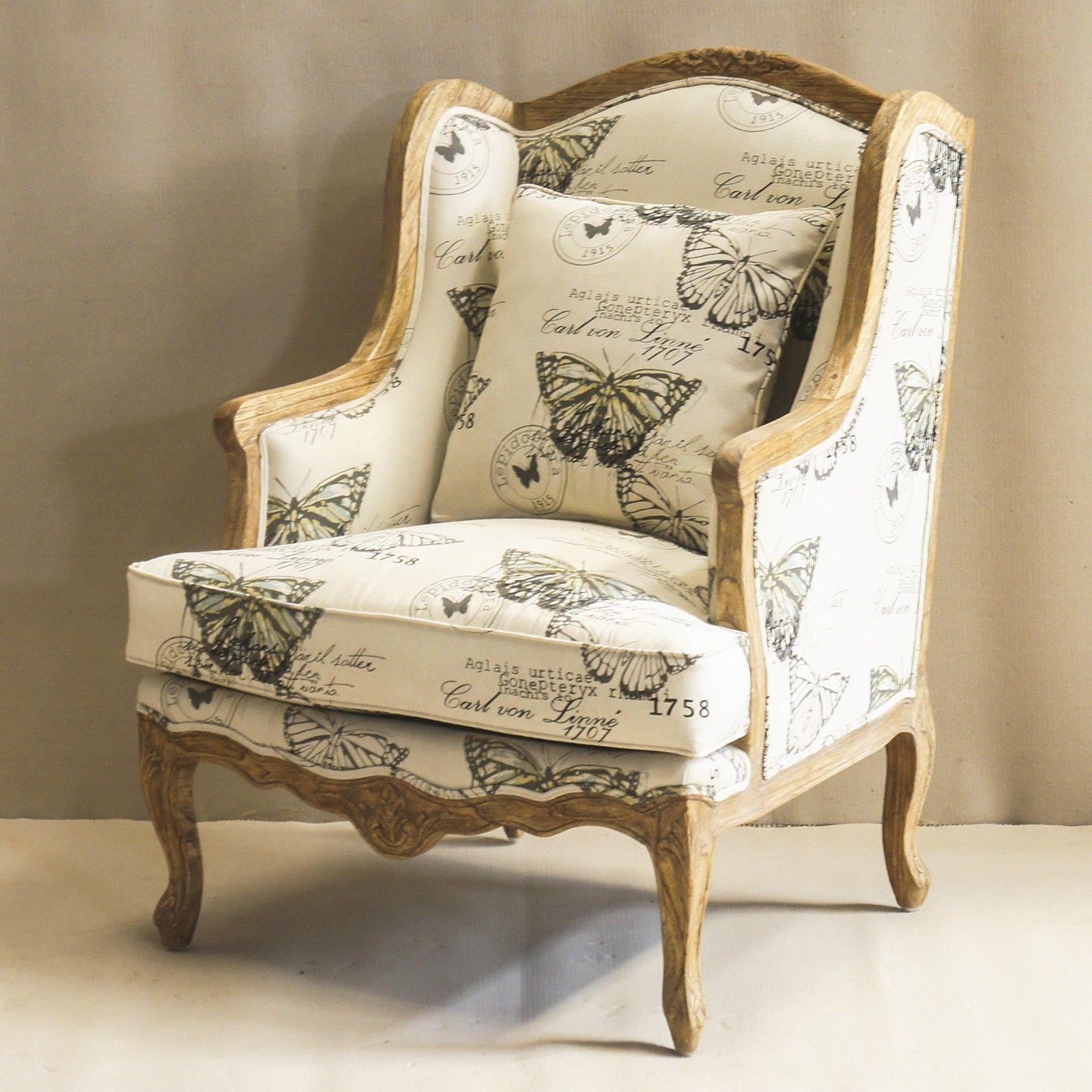 Fauteuil+de+salon+Louis+XV+de+style+gustavien. La+structure+est+en+ ...