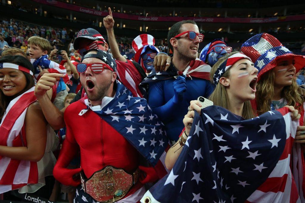 Photos London 2012 Olympics The New York Times Usa Soccer Team Football Cheerleaders Olympics