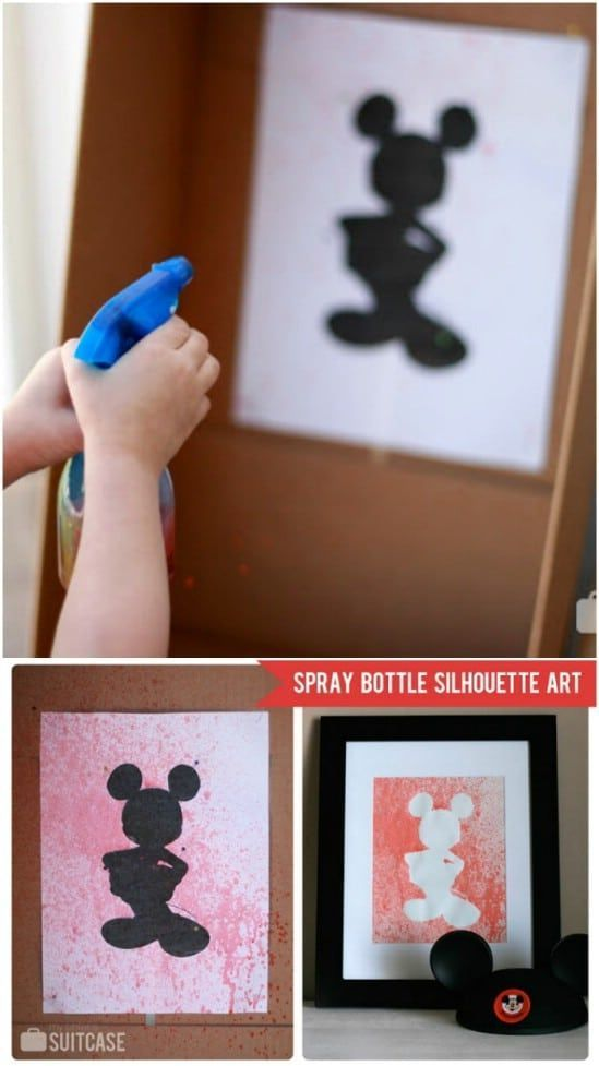 60 Best Disney Crafts For Kids That Will Keep Them Busy All Year Long