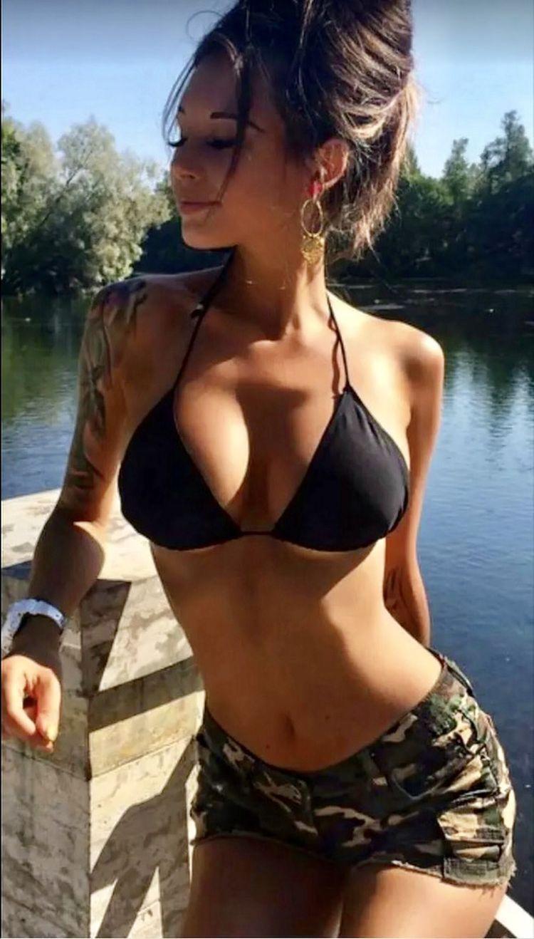 Genila real nude boobs