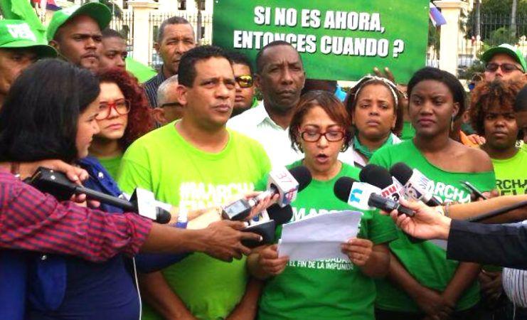 Marcha Verde: Danilo Medina demostró que es parte de estructura impunidad de Odebrecht