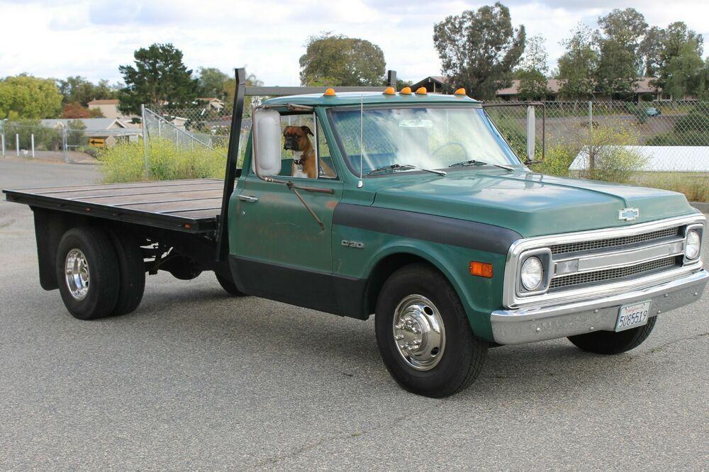 (eBay Advertisement) 1968 Chevrolet C10 1968 Chevrolet C
