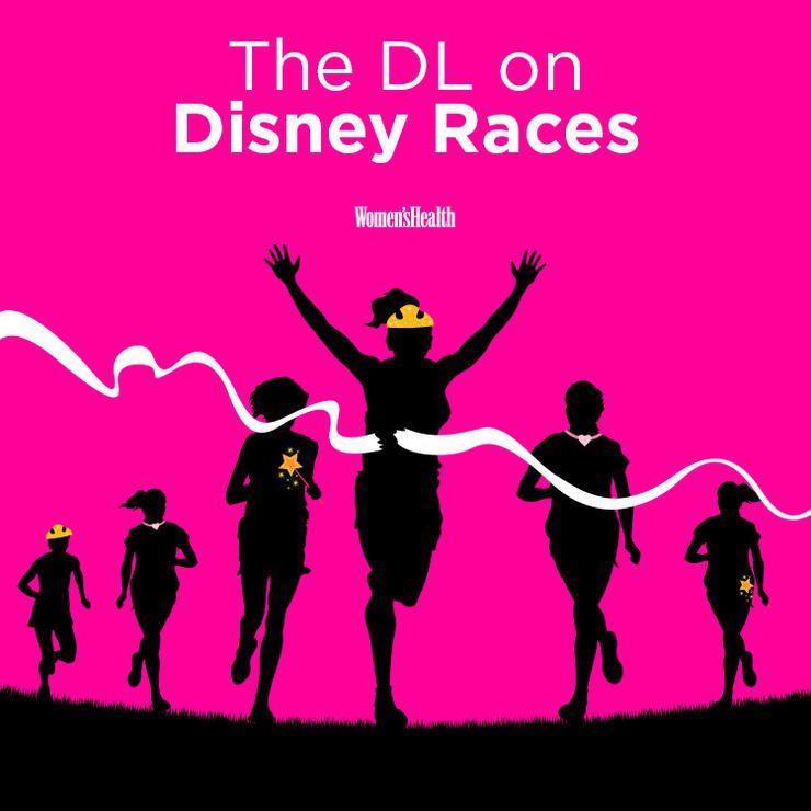 The DL on Disney Races