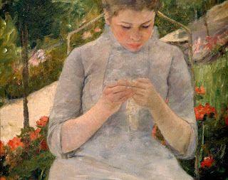 Mary Cassatt 1845 - 1926
