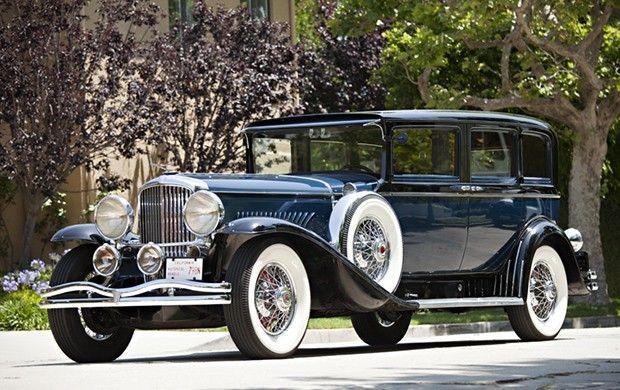 1931 Duesenberg Model J Long Wheelbase Limousine By Willoughby