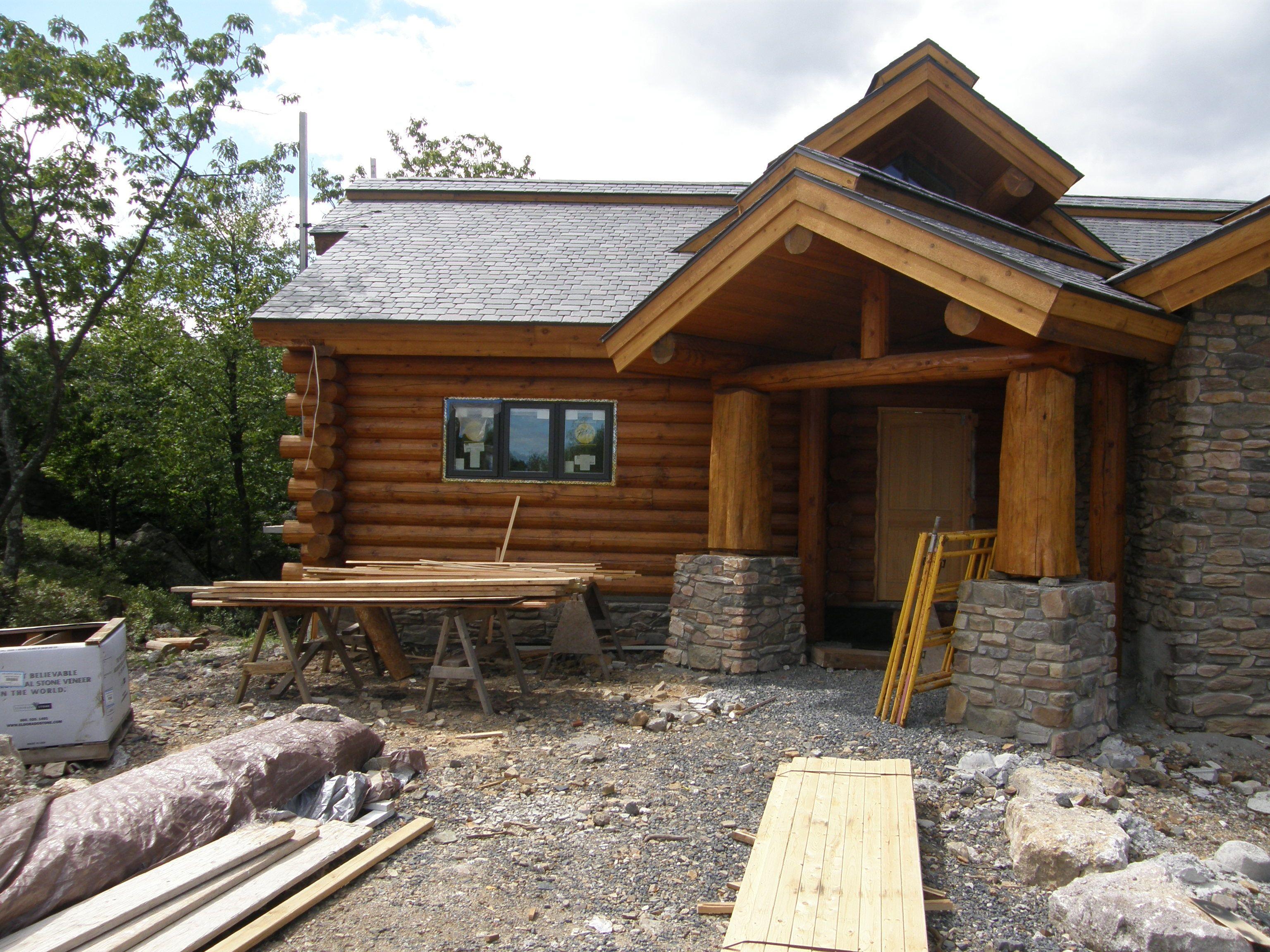 log pin plans pa happy homes inc floors cabins modular floor kintner nepa