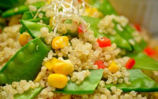 MODO DE PREPARACION BASE- HERVIDA INGREDIENTES:  - Quinoa - Agua PREPARACIÓN:  Llevar a herbor dos porciones iguales de agua por una ...