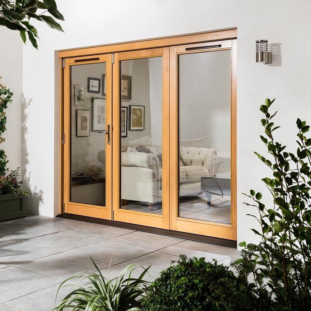 Jen Weld Exterior Folding Doors | http://thefallguyediting.com ...