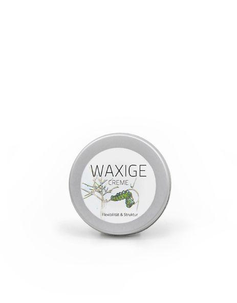 WAXIGE CREME Styling für kurze und mittellange Frisuren | shop: www.mariongarz.de