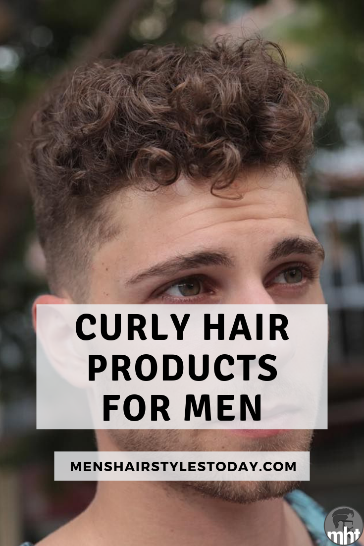 20 Best Hair Products For Curly Hair Men 20 Guide   Curly hair ...