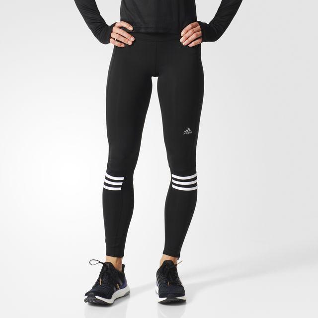 adidas - Mallas largas Response | Pantalones adidas mujer ...