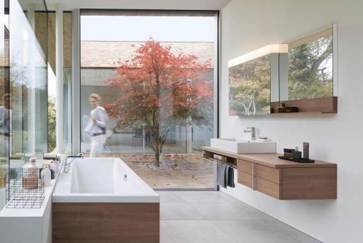 Viel Ablagefläche vero Pinterest Hausanbau, Badezimmermöbel
