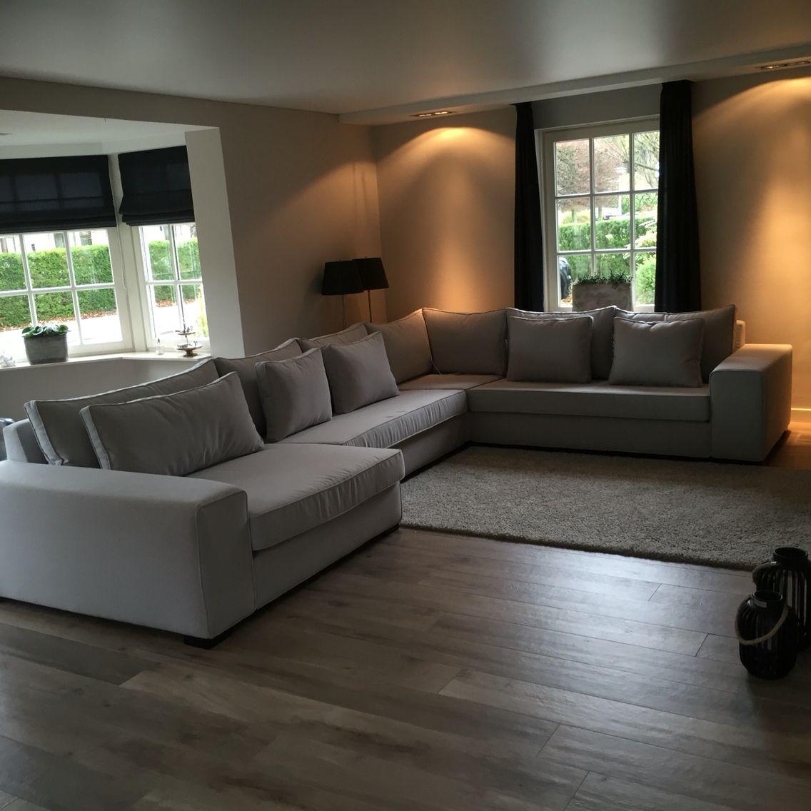 Bocx bank. Nov \'15. Antraciet met lichtgrijs interieur. | Livingroom ...