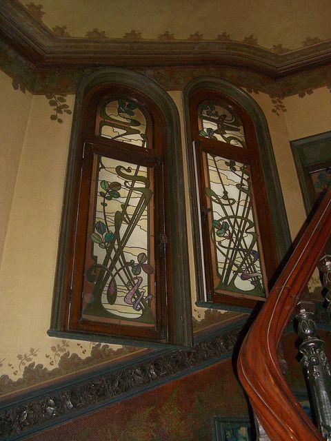 Paris Viie 29 Avenue Rapp Architecte Jules Lavirotte 1901 Art Nouveau Paris Art Belle Epoque