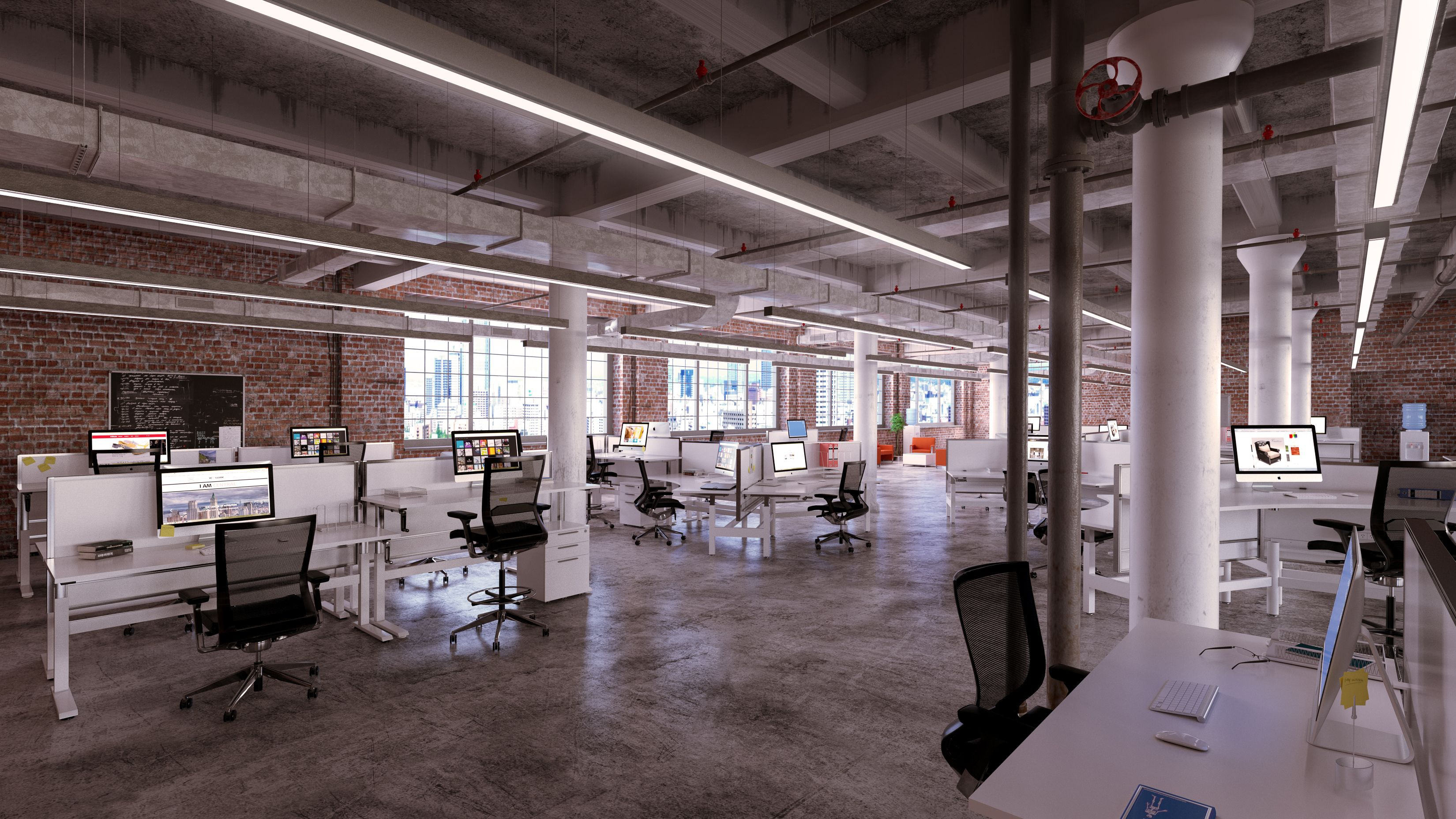 office space architecture. Dynamic Office Space - The Benefits Of Alternating Your Workspace Architecture