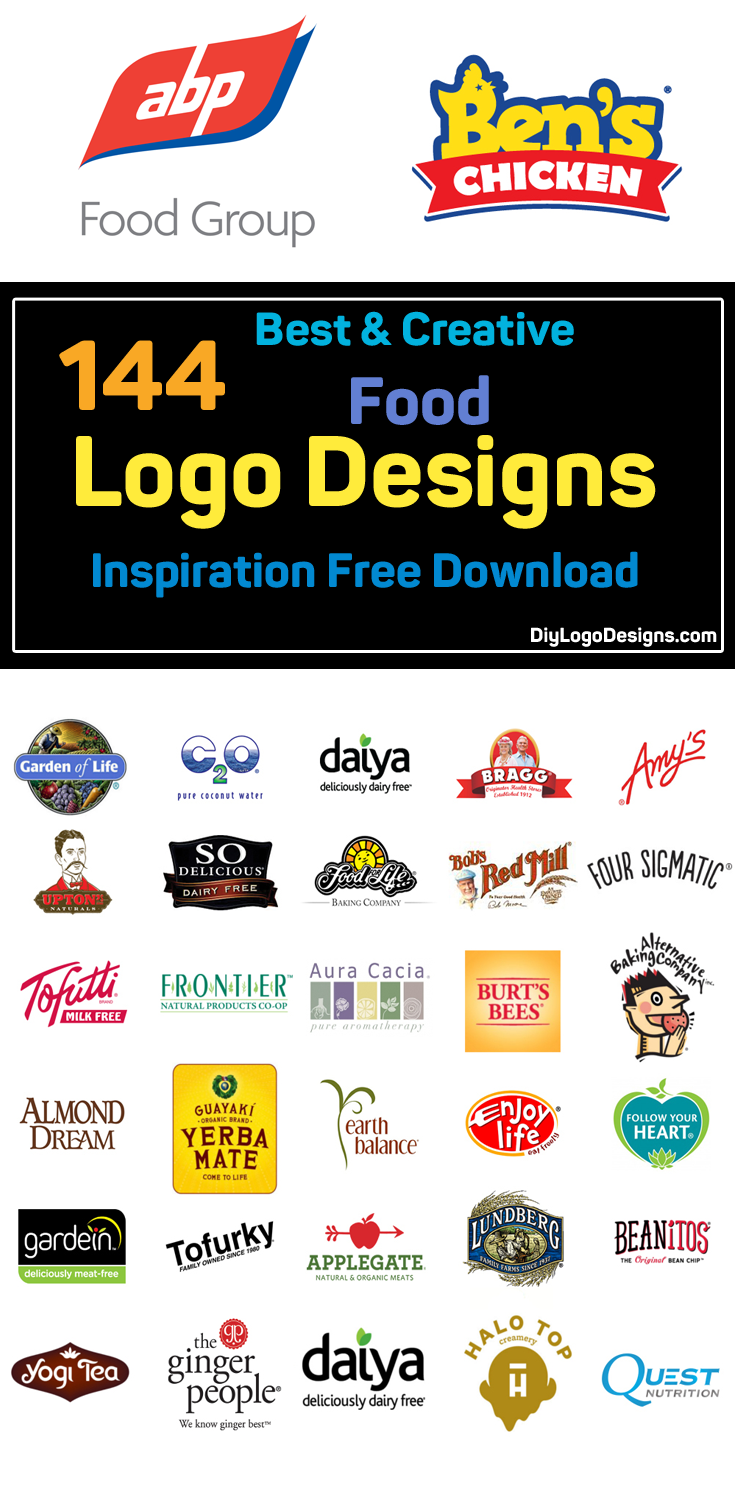144 Best Creative Food Logo Design Ideas Brands Just Few