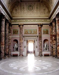 Robert Adams Interiors | Neoclassical Architecture | Robert Adam .