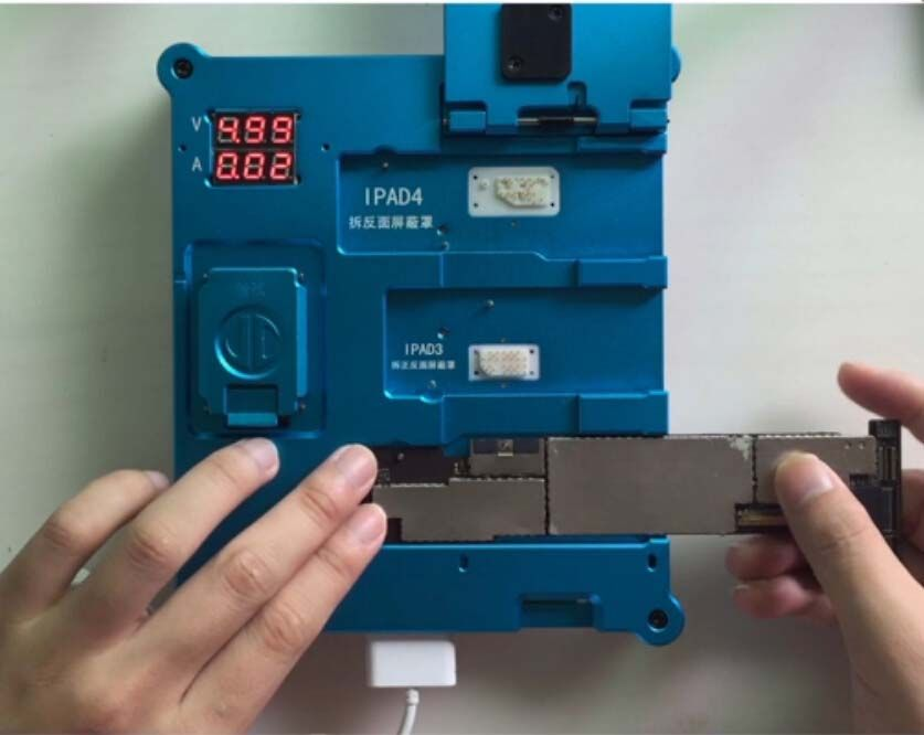 Can change NAND Flash Serial Number (SN), Model, Area, Color