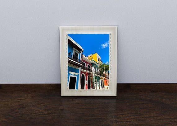 Puerto Rico Art   Puerto Rico Wall Art   home   Pinterest   Luster ...