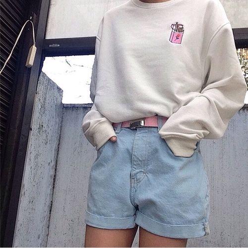 ̗̀plantmlk ̖́  roupas coreanas looks roupas fofas