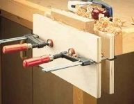 Auxiliary Bench Vise