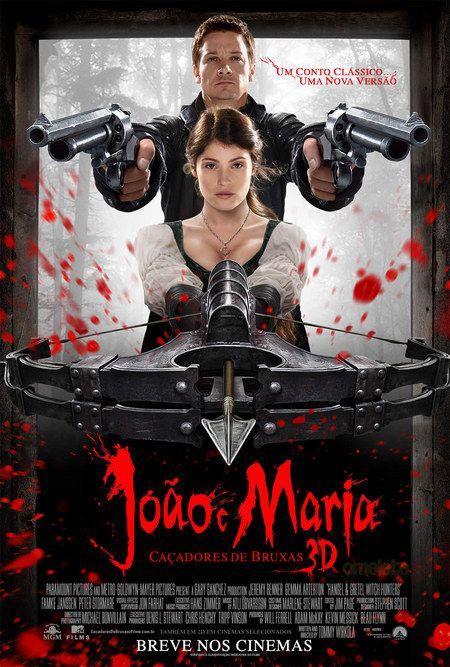 Joao E Maria Cacadores De Bruxas Filmes Online Gratis Joao E