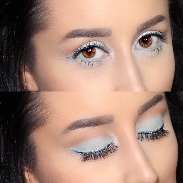 Tiffany & Co. Inspired Holiday Makeup Tutorial | Ashley Elizabeth Beauty