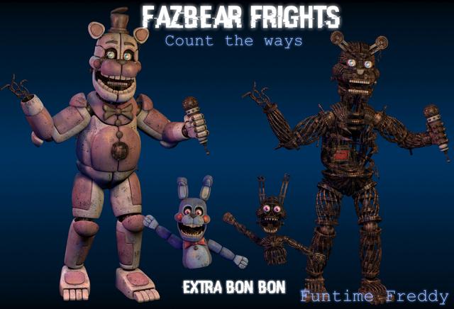 Fazbear Frights Funtime Freddy Models By Me Fivenightsatfreddys Fnaf Book Freddy Fnaf Freddy Fazbear