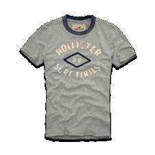 hollister  |  guy's shirt