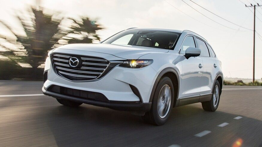 2017 Mazda CX9 Touring AWD Review LongTerm Verdict in