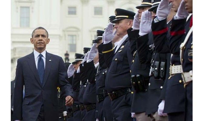 Obama Makes Repulsive Change Against American Cops�Many Will Die Because of This