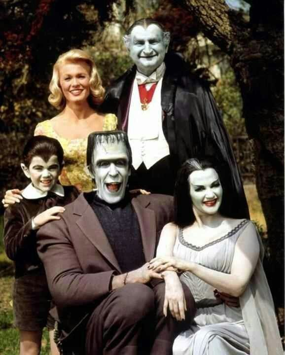 TV Shows From the 80s | The Munsters | My Favorite TV ...  70s