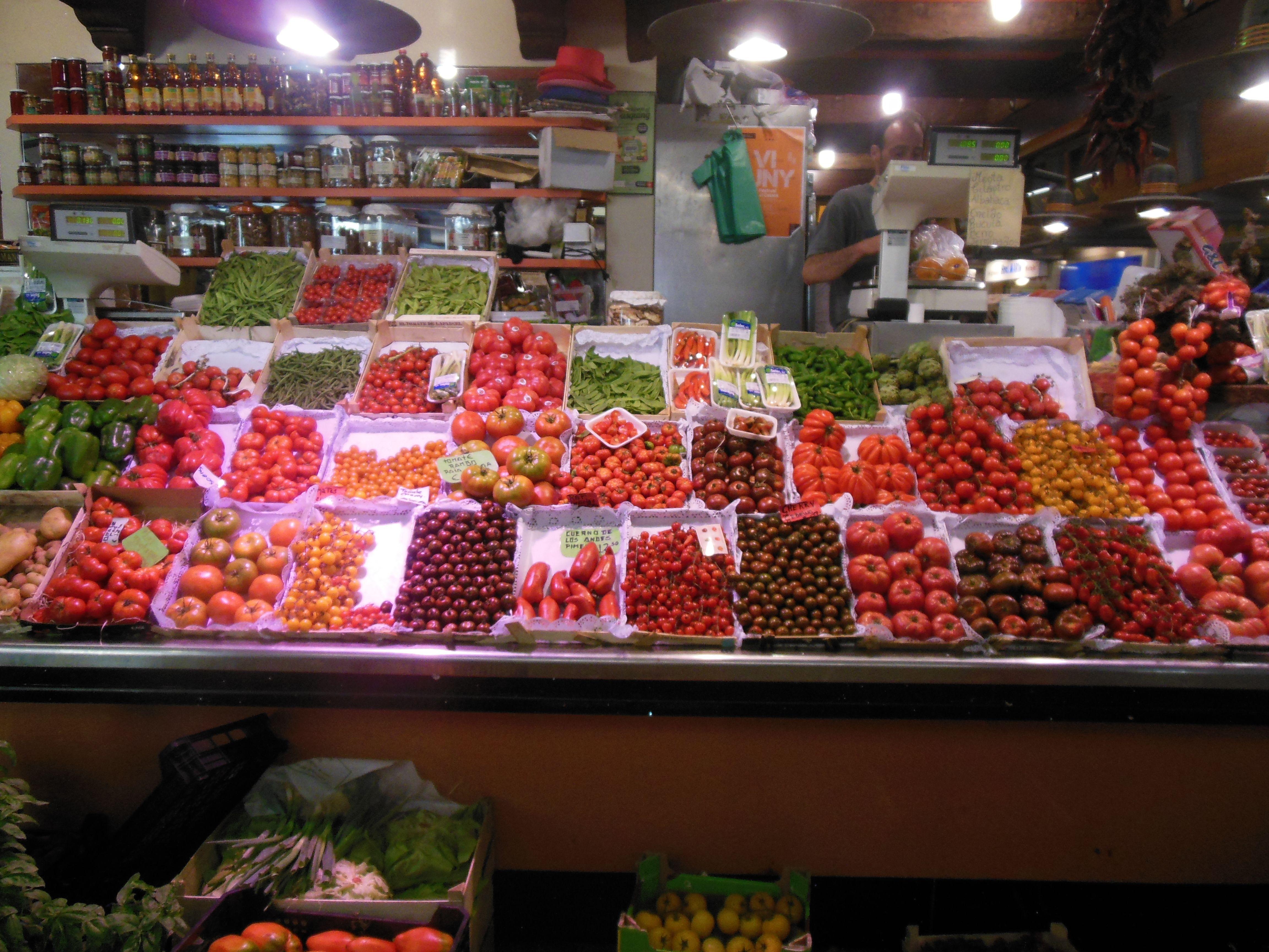 Groentenwinkel