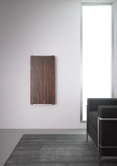 """Holz-Look: Heizkörper """"Earth H2O"""" von I-Radium"""
