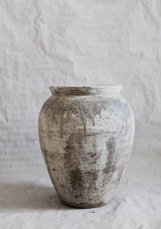 clay (nice patina !)