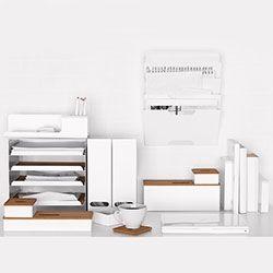 ikea office accessories. IKEA\u0027s KVISSLE Series Has Nice White/wood Desk Accessories ~ From Magazine Rack And Letter Ikea Office K