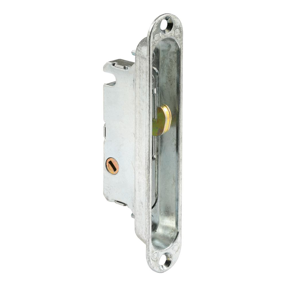 Prime Line Sliding Door Lock Mortise Latch With Adaptor Plate E