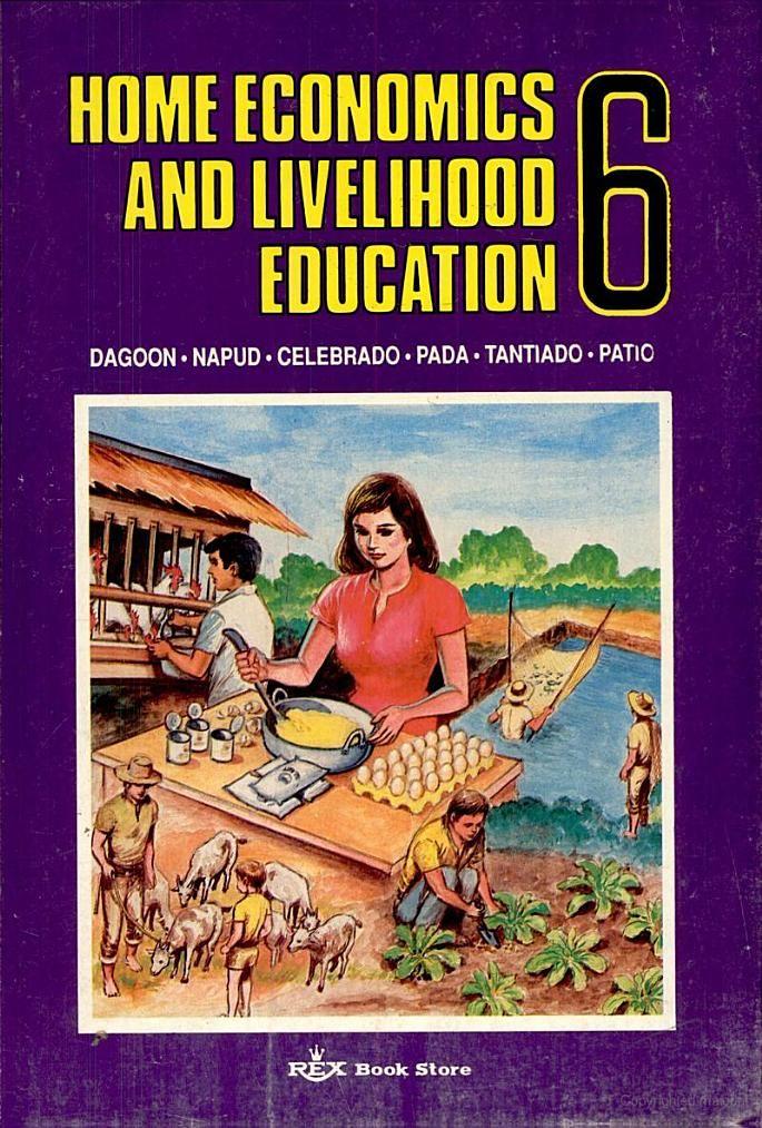 Home economics and livelihood education google books for Home economics