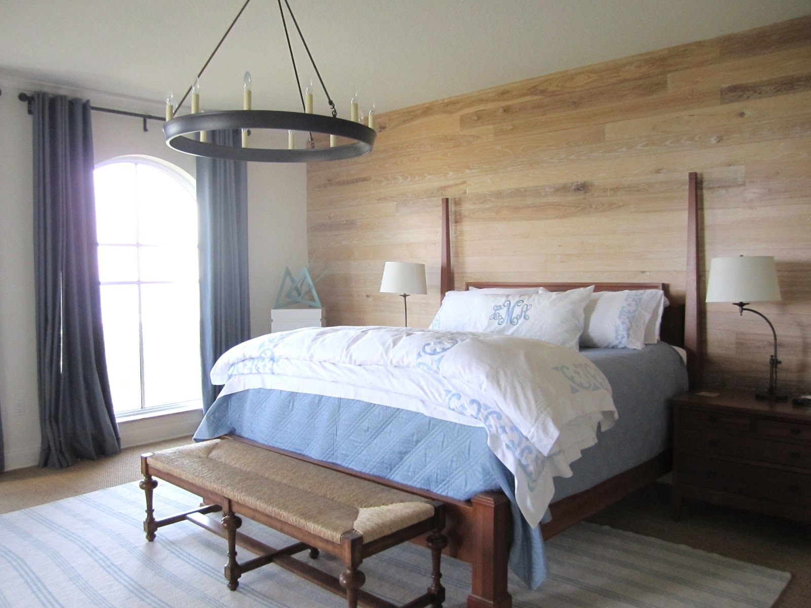 Accent Walls Wood Accent Walls And Bedroom Accessories On Pinterest