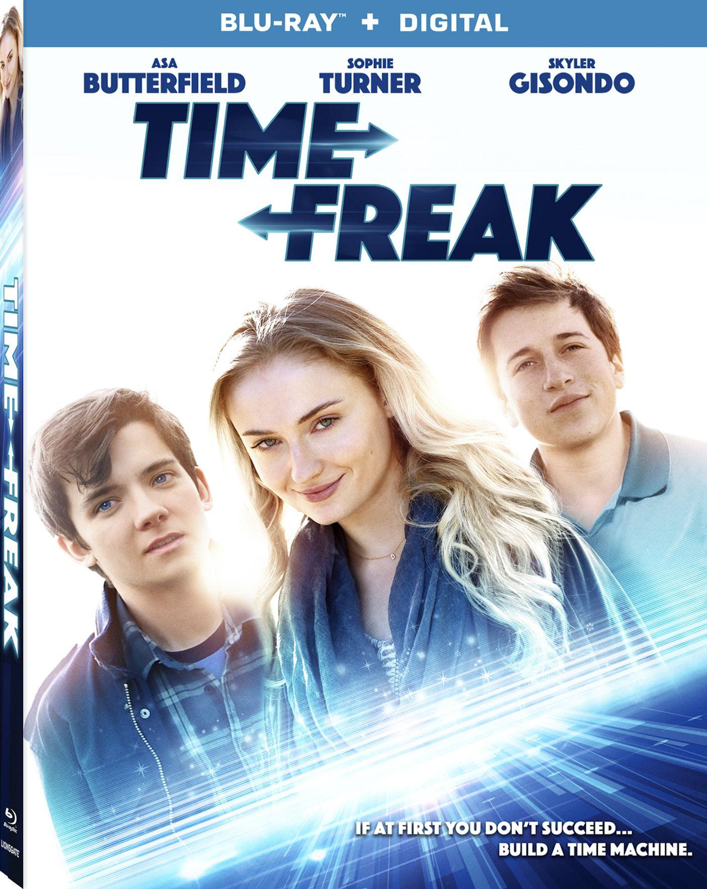 Time Freak Streaming Vf : freak, streaming, FREAK, BLU-RAY, (LIONSGATE), Movies, Online,, Online, Free,