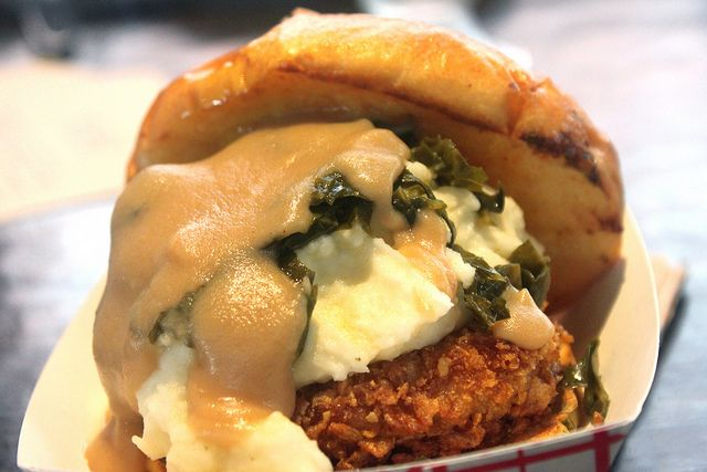 Shake and Bake - Burger Haven, Pasadena by Glass of Win, via http://www.glassofwin.com/