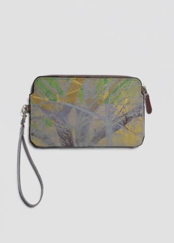 VIDA Statement Bag - BLUE SKY MONARCH by VIDA ohruJ0DKjw