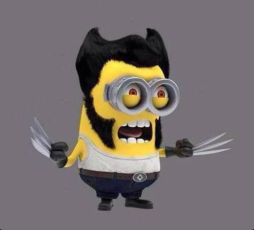 Wolverine! AWWWWWWWW!