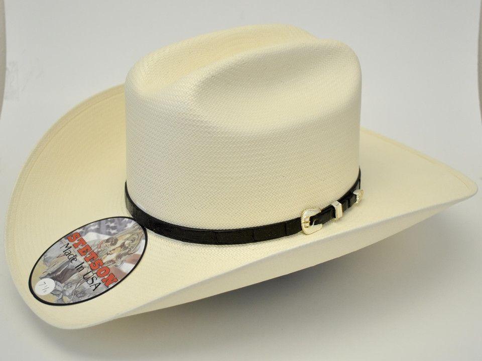 dbb9ffe0a Stetson 10X Marana Straw Cowboy Hat | Western Hats | Cowboy hats ...